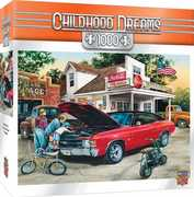 MasterPieces Childhood Dreams - Getting Dirty 1000pc Puzzle