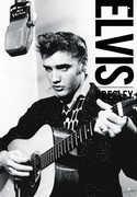 Elvis B&W Tin Sign
