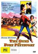 The Guns of Fort Petticoat [Import] , Audie Murphy