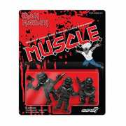 Iron Maiden Muscle 3-Pack - Killers, The Trooper, Piece Of Mind(Black)