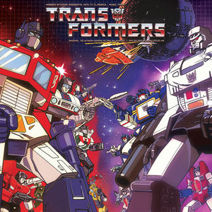 Transformers (Original Television Series Score)