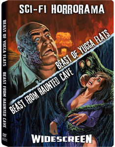 Sci-Fi Horrorama: The Beast of Yucca Flats /  Beast From Haunted Cave