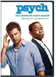 Psych: The Complete Sixth Season