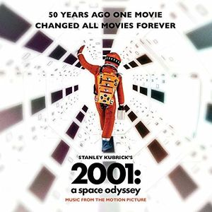 2001: A Space Odyssey (Music from Motion Picture)