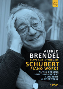 Alfred Brendel Plays And Introduces Schubert