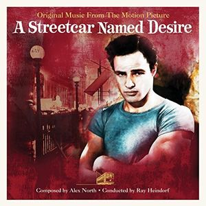 A Streetcar Named Desire (Original Music From the Motion Picture) [Import]