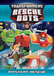 Transformers Rescue Bots: Mystery Rescue