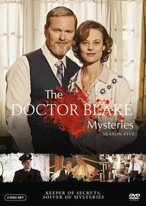 The Doctor Blake Mysteries: Season Five , Craig McLachlan