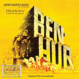 Ben Hur (Original Soundtrack) [Import]