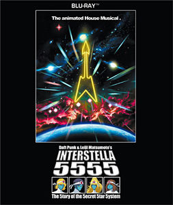 Daft Punk-Interstella 5555 (Blu-ray)-Import [Import]