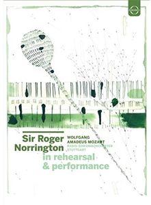 Sir Roger Norrington in Rehearsal & Performance
