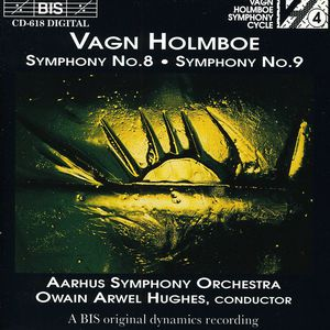 Symphonies 8 & 9