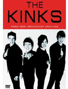 Kinks: Paris 1965 , The Kinks