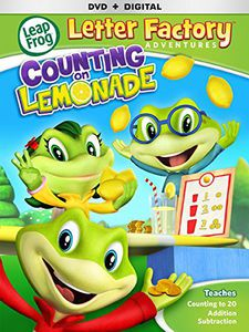 Leapfrog Letter Factory Adventures: Counting on