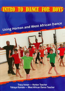 Intro to Dance for Boys: Using Horton and West African Dance