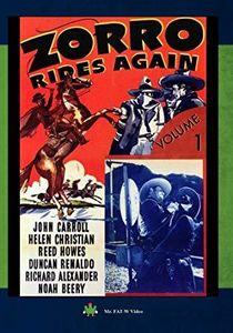 Zorro Rides Again, Vol. 1