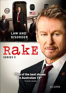Rake: Series 5 , Richard Roxburgh