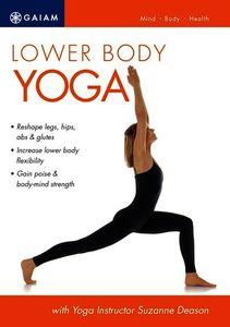 Lower Body Yoga