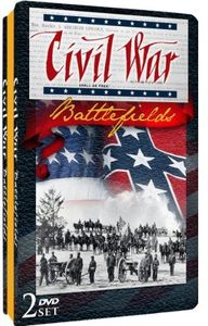 Civil War Battlefields (Tin)