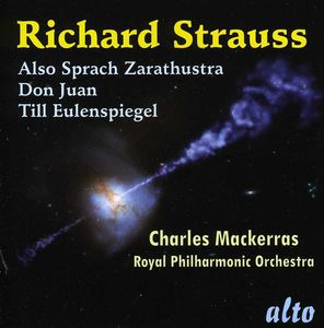 Tone Poems: Also Sprach Zarathustra /  Don Juan