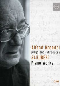 Alfred Brendel Plays and Introduces Schubert Piano Works