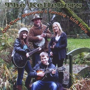 Old -Time Bluegrass & Country-Irish Style