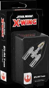 Star Wars: X-Wing 2nd Ed: BTL-A4 Y-Wing