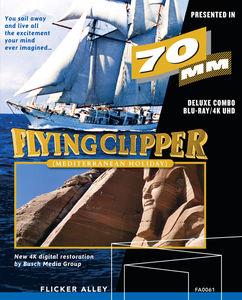 Flying Clipper (aka Mediterranean Holiday) , Buddy Hackett