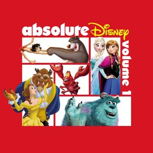 Absolute Disney: Volume 1 (Various Artists)