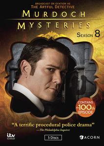 Murdoch Mysteries: Season 08