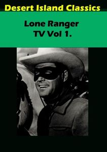 Lone Ranger TV: Volume 1