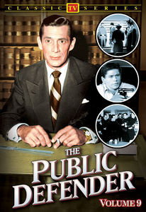 The Public Defender: Volume 9