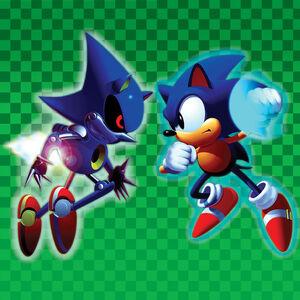 Sonic Cd (aka Sonic The Hedgehog)