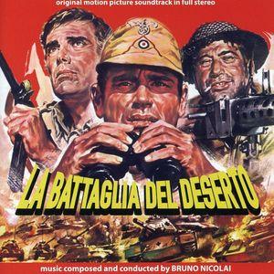 Battaglia Del Deserto /  O.S.T