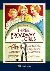 Three Broadway Girls