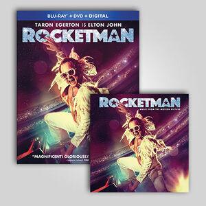 Rocketman BR/ CD Bundle