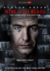 Wire In The Blood: The Complete Collection , Robson Green