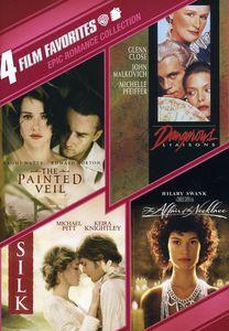 4 Film Favorites: Epic Romances