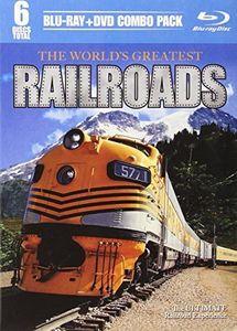 Worlds Greatest Railroads