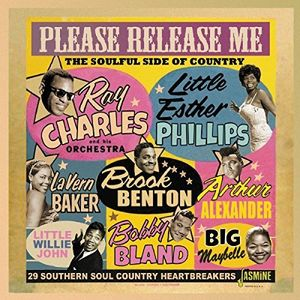 Please Release Me: Soulful Side Of Country /  Var [Import] , Various Artists