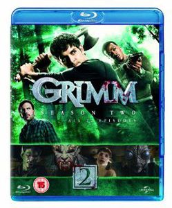Grimm: Season Two [Import]