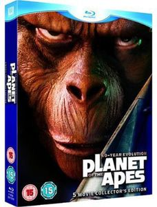 Planet of the Apes: 5 Movie Collector's Edition [Import]
