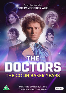 Doctors: The Colin Baker Years [Import]