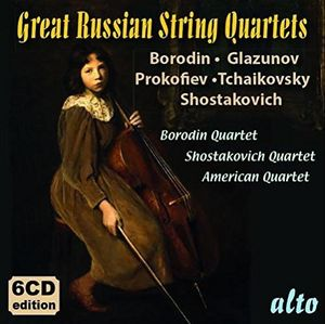 Great Russian String Quartets