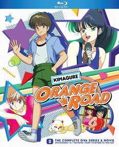 Kimagure Orange Road: Complete Ova Series & Movie