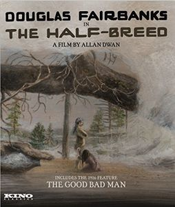 The Half-Breed /  The Good Bad Man