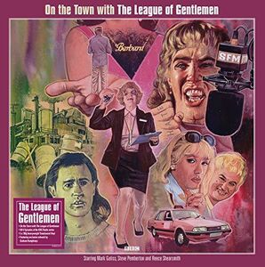 On The Town With The League Of Gentlemen [Import]