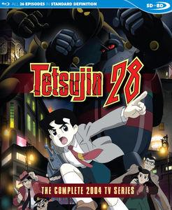 Tetsujin 28: Complete 2004 Tv Series