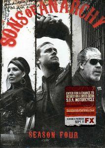 Sons of Anarchy: Season 4