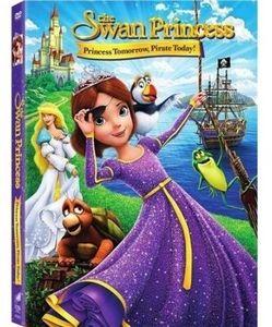 Swan Princess: Princess Tomorrow, Pirate Today